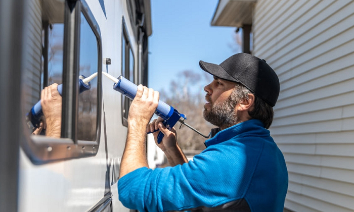 How to Install Frameless RV Window